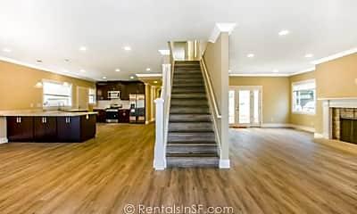 Living Room, 25 Junipero Serra Blvd, 1