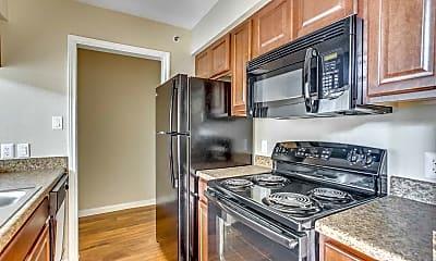 Kitchen, Three60 North, 1