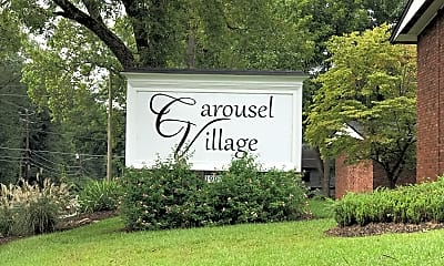 Carousel Village Apartments, 1