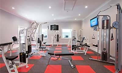 Fitness Weight Room, Wexford Walk Dr Unit #3, 2