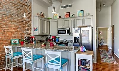 Kitchen, Rhodes-Standard Lofts, 1