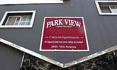 Canyon Apartment Homes, 1