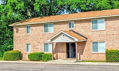 Building, Norris Place Apartments, 1