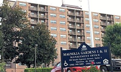 Magnolia Gardens I & Ii, 1