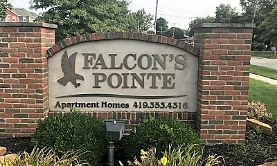 Falcon's Pointe, 1