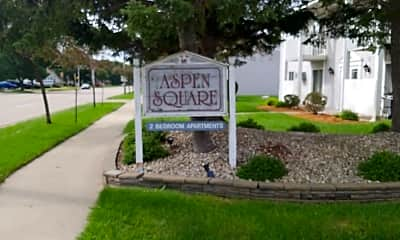 Aspen Square, 1