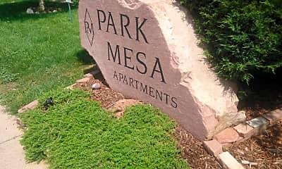 Park Mesa Apartments, 1