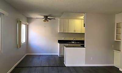 Living Room, 611 S Fir Ave, 1