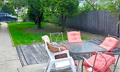 Patio / Deck, 2145 N Leclaire Ave, 2