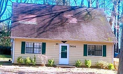 Building, 2414 Barry St, 0