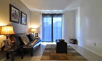 Living Room, Quail Creek, 1