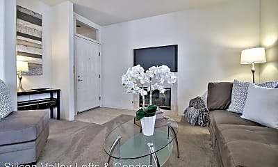 Living Room, 440 Navaro Pl, 1