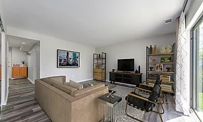 Living Room, 9620 Bianco Terrace B, 2