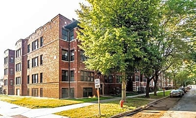 Building, 7801 S Cornell, 1