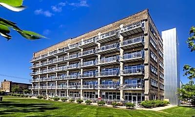 Building, 748 N 3rd St 106, 2