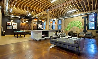 Fitness Weight Room, Cobbler Square Lofts, 0