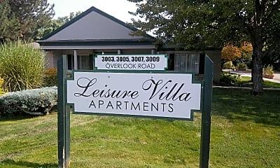 Leisure Villa, 1