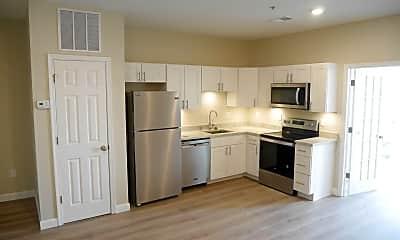 Kitchen, 936 N Calvert St, 1