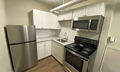 Kitchen, 7100 Freda St, 1