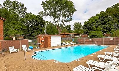Pool, 7971 Royal Arms Ct, 2