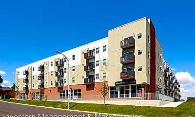 Building, 705 E. Highland Drive, 1