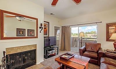 Living Room, 9450 E Becker Ln 2060, 0