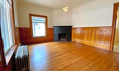 Living Room, 1375 Race St, 0
