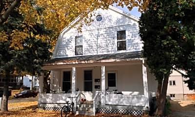 Building, 1614 Regent St, 0