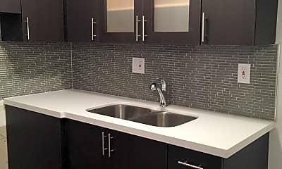 Kitchen, Royal Palm Apartments, 1
