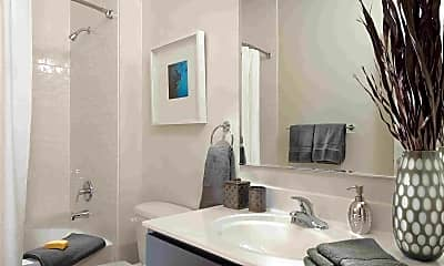 Bathroom, Rhode Island Row, 2