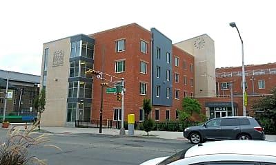 Help Genesis Clinton Ave Apartment Bldg, 0