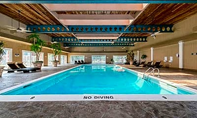 Pool, Plumtree Apartments, 1