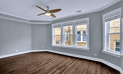 Living Room, 3402 N Bell Ave 3, 1