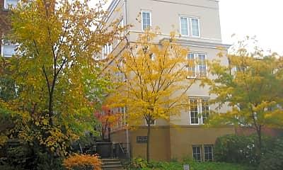 Building, 525 G St SE, 1