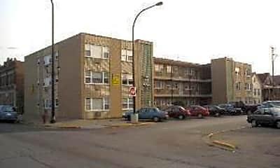 Building, 5550 W 22nd Pl 302, 0