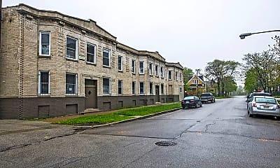 Building, 708 S Karlov Ave, 1