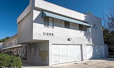 Building, 1268 Mariposa St, 1