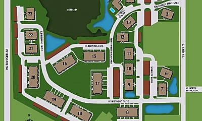 Southfield Apartments, 2