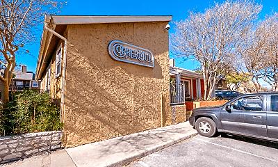 Community Signage, Copper Mill, 0