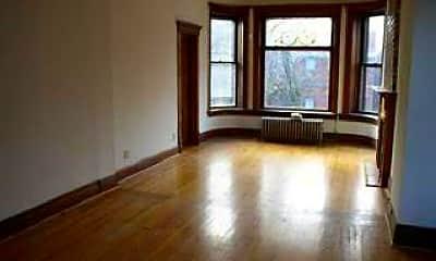 Bedroom, 1625 N Oakley Ave, 1