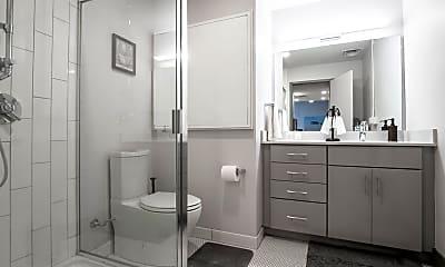 Bathroom, 126 E 6th St, 1