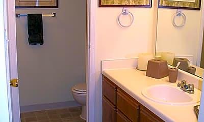 Bathroom, Aspen Lodge, 2