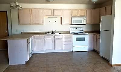 Kitchen, Fairway Apartments, 0
