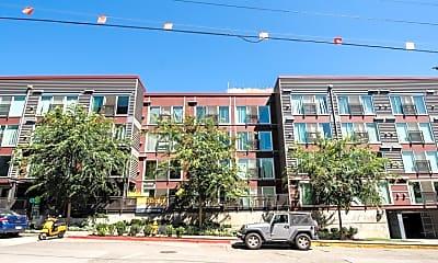 Building, The Flats at Interbay, 1