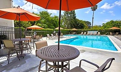 Pool, Creekwood Villas, 2