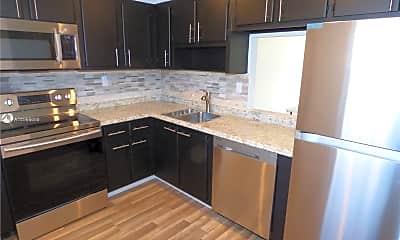 Kitchen, 1601 NE 191st St 307, 1