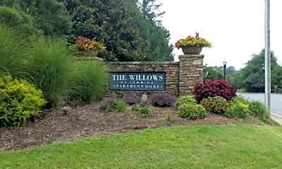 Community Signage, Willows of Cumming, 0