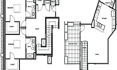 Building, 138 Park Central Square, 2