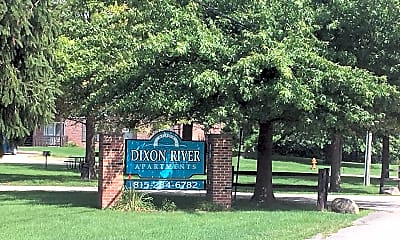 Dixon River Apartments, 1