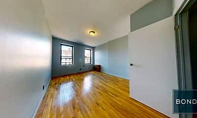 Living Room, 401 E 116th St, 1